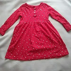 Long sleeve Dress From Carters